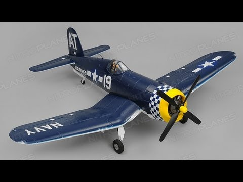 Unboxing: 1450mm Airfield F4U Corsair