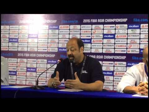 Kuwaiti coach blames Ranidel for near brawl