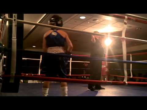 Francisco Escamilla 4th ST Gym vs Isaya Rolandson Twin Ports Fight Night2 ST Croix Casino Danbury WI