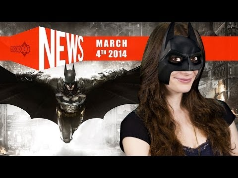 GS Daily News - New Batman Game Gets Batmobile. Is Twitch Better On Xbox One?