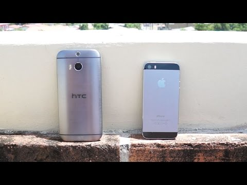 Why I ditched the iPhone 5s for an HTC One (M8)