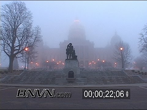 12/27/2005 Various fog video from Des Moines, IA
