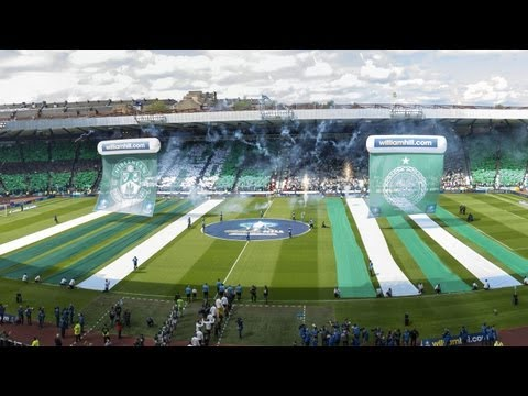 Hibernian 0-3 Celtic / Highlights ( William Hill Scottish Cup Final 2013 )