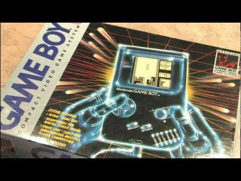Classic Game Room - NINTENDO GAME BOY review