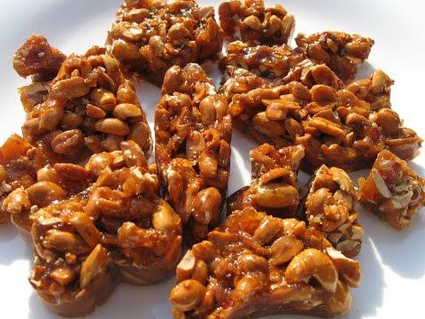 Козинаки с арахисом