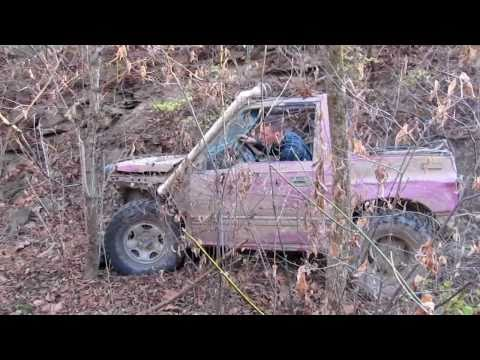 4 Wheeling the Geo Tracker