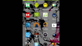 como instalar screencast alcatel M pop