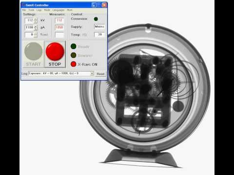 Xray fluoroscopy with portable X-ray generator