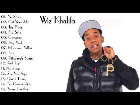 Wiz Khalifa Greatest Hits Full Album 2016 ♫♫♫ Best Of Wiz Khalifa