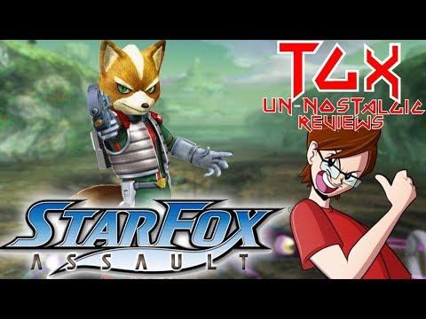 Star Fox Assault Un-Nostalgic Review: The Best Star Fox Game?