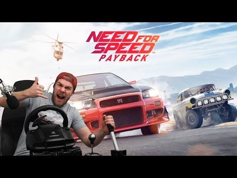 Need for Speed Payback PS4 Pro 4K - Прохождение #1