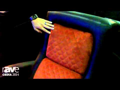 CEDIA 2014: Fortress Seating Shows Off the Lexington Chair