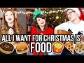 ALL I WANT FOR CHRISTMAS IS FOOD (Mariah Carey