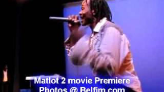 Reggae - Thunderman - Matlot 2 Movie Premiere Pt 7
