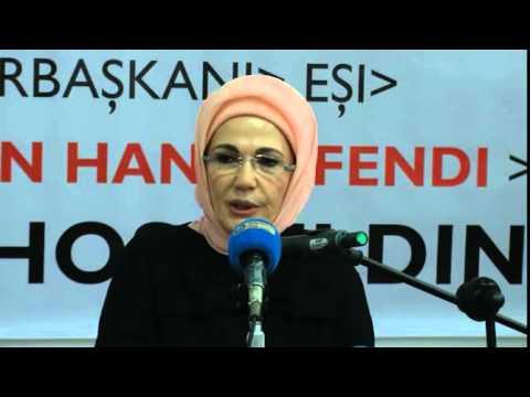Emine Erdoğan Cibuti Millî Kadınlar Birliği'ni Ziyaret Etti