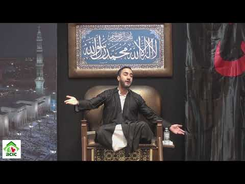 Lecture 8: Relatives From Hell - Dr. Sayed Ammar Nakshawani Muharram 2017