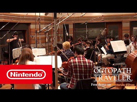 De muziek uit project OCTOPATH TRAVELER (Nintendo Switch)