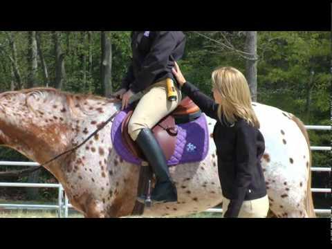 Improving Rider Seat Position
