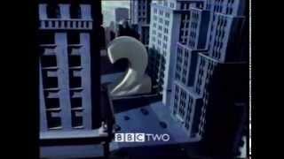 BBC TWO '2' stings 1997