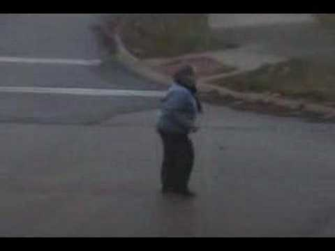 Crazy Old Lady Dancing in the Street Music Videos