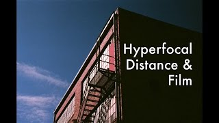 Shooting with Less, Using Hyperfocal Distance