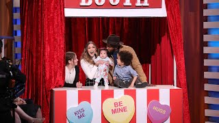 tWitch Gets a Valentine's Day Surprise at His Kissing Booth!