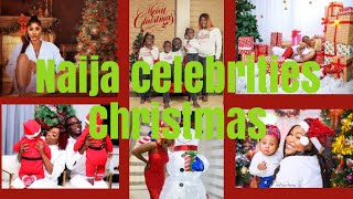 Naija celebrities Christmas | The BAD & GOOD SIDE Of Nigerian Youths