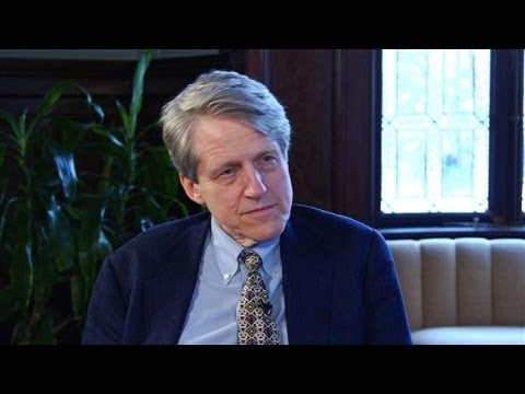 Robert Shiller: Insurance Against Future Turmoil