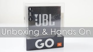 JBL GO || PORTABLE BLUETOOTH SPEAKERS || UN BOXING AND REVIEW || WITH AUDIO TEST ||
