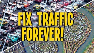 My Top Traffic Fixing Secrets Revealed in Cities Skylines