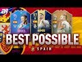 BEST POSSIBLE SPANISH TEAM! w/ 97 TOTY RAMOS AND 95 EOE FERNANDO TORRES  | FIFA