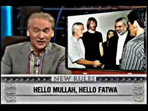 Bill Maher New Rules - Converting to Islam