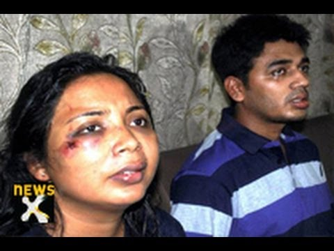 Assam: Cong MLA Rumi Nath thrashed for alleged bigamy - NewsX