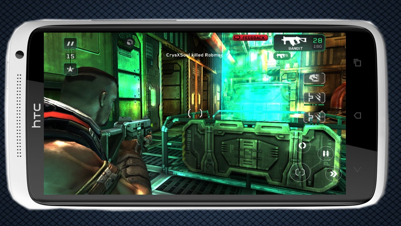 best android games of all time 2012