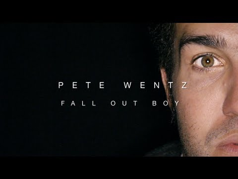 THE SPOTLIGHT - Fall Out Boy - Pete Wentz