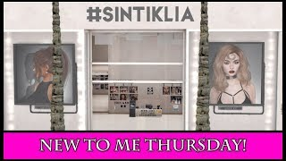 New To Me Thursday! Sintiklia In Second Life!