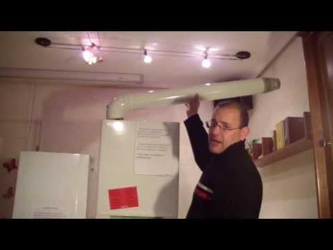 Reparar caldera video tutorial jsm limpieza chimenea en - Salidas de humos para chimeneas ...