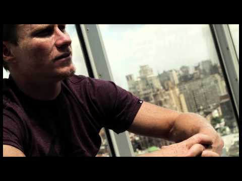 Mark Healey on the Quiksilver Pro New York