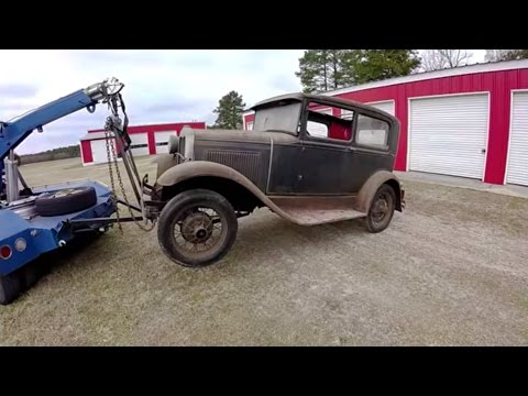 Unsticking an 87 Year Old Engine: Ike's Adventures