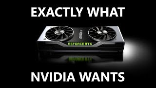 Let's Talk Nvidia RTX & FPS