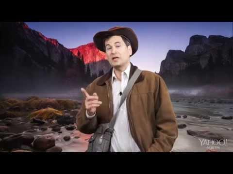 The Pogue Review: OS X Yosemite