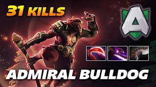 AdmiralBulldog Monkey King | 31 KILLS | Dota 2 Pro Gameplay