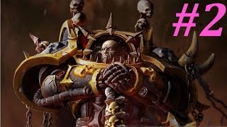 Warhammer.40.000.Dawn.of.War.II.Gold.Edition Gameplay part 2  Pc  1080p