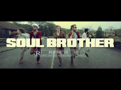 The Hot Sprockets - Soul Brother (OFFICIAL VIDEO)