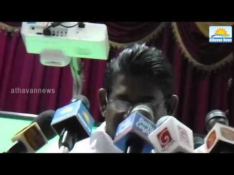 Discussion on organic agriculture : Jaffna