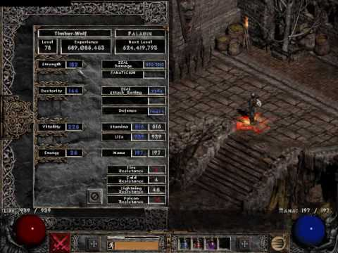 Diablo  Zealot Build   Pvm