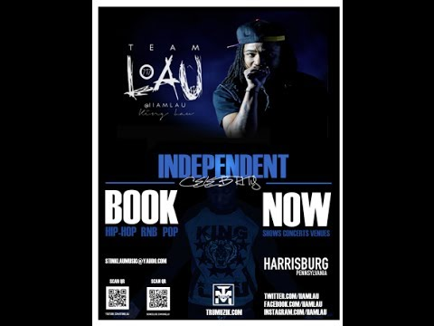 Unsigned Rapper  From Harrisburg Pa @IIAMLAU