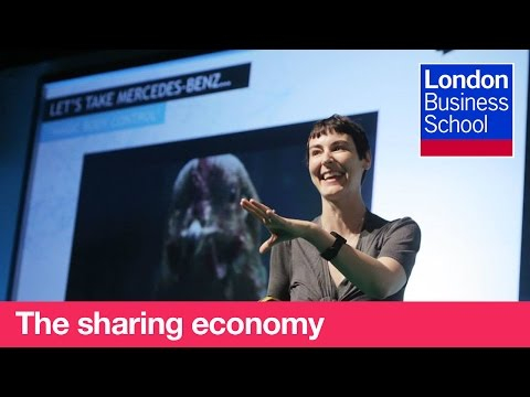 The evolution of brand content and the sharing economy | London Business School