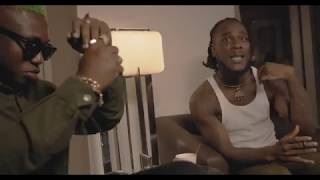 Zlatan X Burna Boy  - Killin Dem (Official Music Video) OnASpaceship