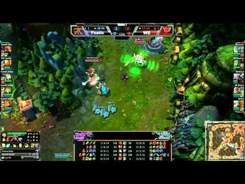 Ipl 5 總決賽 We Vs. Fnatic #1 video